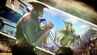 Guile Costume and Story Gallery image #2