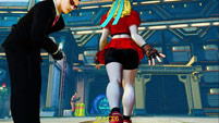 Karin Street Fighter Alpha 3 PC mod image #2