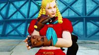 Karin Street Fighter Alpha 3 PC mod image #3