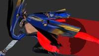 Bayonetta's 1.1.6 hitboxes image #2