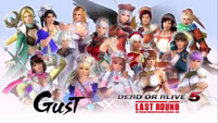 Dead or Alive 5: Last Round Gust costumes image #9