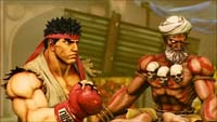 Street Fighter 5 Cinematic Story Mode Images image #2