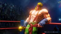 Street Fighter 5 Cinematic Story Mode Images image #4