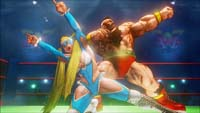 Street Fighter 5 Cinematic Story Mode Images image #5