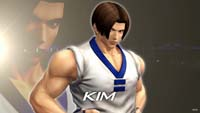 King of Fighters 14 Kim Team Trailer Images image #1