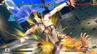 King of Fighters 14 Kim Team Trailer Images image #4