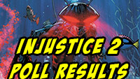 Injustice 2 Poll Results image #1