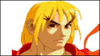 Visual history of Street Fighter's Ken image #3