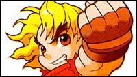 Visual history of Street Fighter's Ken image #6