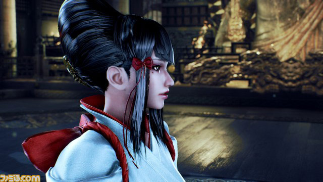 New sceenshots of Tekken 7's brand new fighters image #12