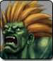 Blanka in Ultra Street Fighter 4