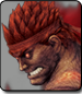 Evil Ryu in Ultra Street Fighter 4