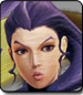 Rose in Ultra Street Fighter 4