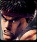 Ryu in Ultra Street Fighter 4
