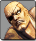 Sagat in Ultra Street Fighter 4