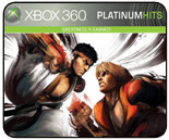 Street Fighter 4 listed as a Platinum Hit on XBox.com