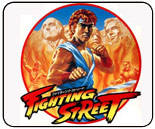 Street Fighter 1 available on the Wii's Virtual Console