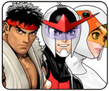 Ryu, Jun and Ippatsuman Tatsunoko vs. Capcom guides revised