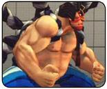 Super Street Fighter 4 costumes pics: Abel, Fuerte, Honda, Rufus & Gief