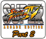 Part 2 of 4Gamer.net's Super Street Fighter 4 AE player interviews