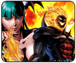 Dormammu vs. Morrigan Marvel vs. Capcom 3 showdown