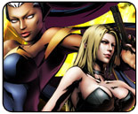 Dr. Doom vs. Jill and Storm vs. Trish Marvel vs. Capcom 3 showdowns