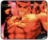 Possible origins of the hole in Evil Ryu's chest