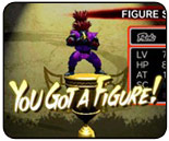 Figurine download codes for 3DS Super Street Fighter 4