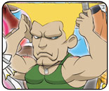Roundup: Juri Super Street Fighter 4 AE overheads, Chibi artwork