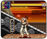 Tweet Fighter II - The Social Warrior