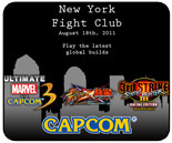 New York City Fight Club on August 18