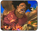 Capcom took some liberties with Hugo in Street Fighter X Tekken