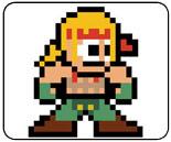 Roundup: 8-bit Street Fighter 3 sprites, Legandary Taunt moveswap