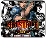 Street Fighter 3 Third Strike Online Edition out on PSN - Demo, DLC