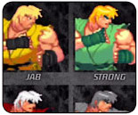 Updated: Street Fighter 3 Online Edition XBL DLC color pack 1 news