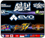 Database of major tournament results for fighting games