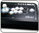 Review of the QanBa Q4RAF dual mod joystick by EventHubs