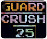 Guard Crush #25 live stream by Min, Super Street Fighter 4 AE and Marvel vs. Capcom 3 action
