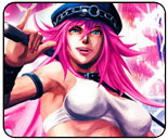 Ono discusses Poison's gender and history with EGM