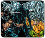 Ultimate Marvel vs. Capcom 3: Doc Ock not feasible, Black Panther & Blade too similar
