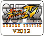 Super Street Fighter 4 Arcade Edition 2012 is now live