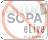 Team eLive Pro & TwitchTV stand against SOPA