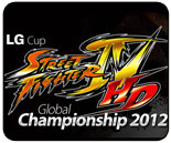 Live stream Japan qualifier for LG Cup Street Fighter 4 HD tourney