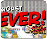 ScrewAttack's thoughts on Worst Street Fighter character ever created