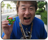 Yoshinori Ono taking temporary break from job - dev team working on Street Fighter X Tekken patches