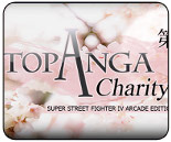 Update: 2nd Topanga Charity Cup tournament Super Street Fighter 4 Arcade Edition v2012 stream and results
