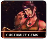 Tournament DLC gem selection and online sound fix for Street Fighter X Tekken on April 10