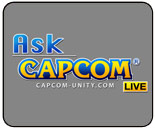 Ask Capcom stream with Seth Killian, followed by BradyGames Q&A with Clockw0rk and Dr Deelite