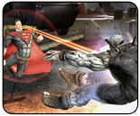 Injustice: Gods Among Us' button layout and character-specific trait button