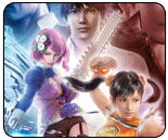 Special Tekken Tag Tournament 2 unlockables with save data from Tekken Hybrid features exclusive costumes